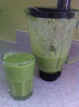 spinach smoothies for breakfast